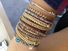 Chan Luu Arm Party Sweepstakes #chanluu #armparty #summerjewelry #luxury Shop at ChanLuu.com