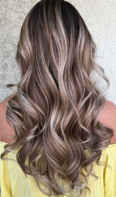 balayage hair color, fabmood, light brown hair color ideas, hair colours 2019 hair color trends, best hair color f Hair Color Shades, Ombre Hair Color, Hair Color Balayage, Brown Hair Colors, Blonde Balayage, Hair Colours, Ashy Brown Hair Balayage, Balayage Hairstyle, Blonde Color