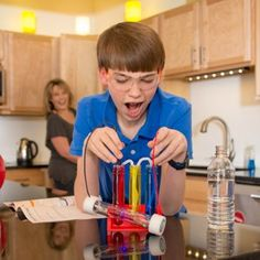 Spangler Science Club - science experiments delivered right to your door each month! Great for homeschool kids or just summer fun. (affiliate)