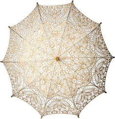Victorian umbrella -                     Arsenic in the shell