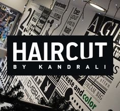 Haircut by Kandrali