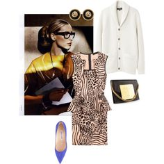"""""""Concrete Jungle"""" by amedeestyle on Polyvore"""