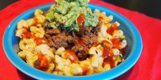 A zesty twist on a classic dish, this nacho-flavored macaroni will have you coming back for seconds!