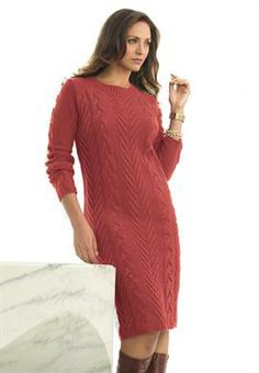 Plus size long sweater dresses