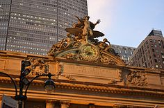 Image: 'Grand Central', found on flickrcc.net Environmental Law, Property Rights, Big Ben, Louvre, Clock, Building, Travel, Watches, Image