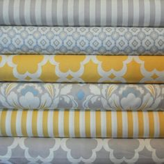 Taza 6 Half Yard  Bundle for Free Spirit Quilt by southernfabric, $29.99