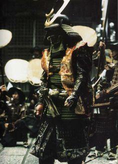 Japanese samurai armor, Yoroi-kabuto 鎧兜