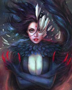 Raven New 52
