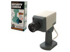 Mock Surveillance Camera http://minivideocam.com/wireless-camera-system-and-safety/