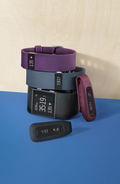 'Charge' Wireless Activity & Sleep Wristband Tracker