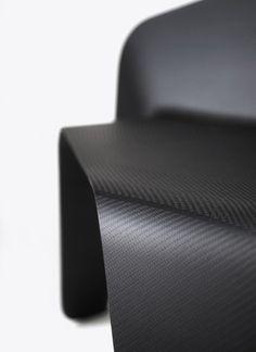 Carbon fibre Chair - Thomas Feichtner