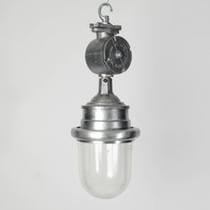 Trainspotters.co.uk - Russian industrial pendant lights
