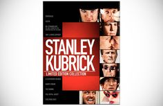 Been slacking on expanding your Blu-ray collection? Give it a much-needed shot of cinema gold with the Stanley Kubrick Limited Edition Collection ($105). This ten-disc includes nine of Kubrick's most celebrated films — including Spartacus, Lolita, Dr. Strangelove, 2001: A Space Odyssey, A Clockwork Orange, Barry Lyndon, The Shining, Full Metal Jacket, and Eyes Wide Shut, spanning nearly four decades, and all presented in glorious high-def. A perfect excuse for a rainy weekend movie marathon.