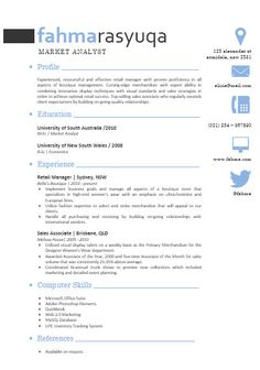 Modern Microsoft Word Resume And Cover Letter Template By Inkpower