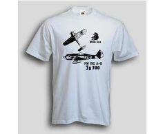 T-Shirt FW 190 / mehr Infos auf: www.Guntia-Militaria-Shop.de