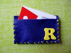 Library Card Holder craft for Library Storytime