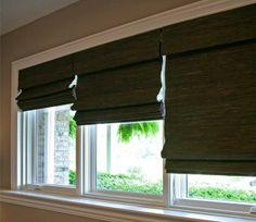 Woven Wood Shades On Pinterest Cellular Shades Window