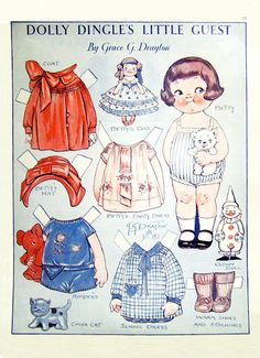 Dolly Dingle, Pictorial Review - papercat - Picasa Web Albums