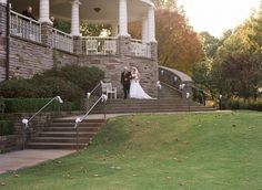 A view of where I want to get married!!!   Golf Club of Oklahoma
