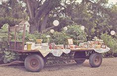 food truck, coming threw.