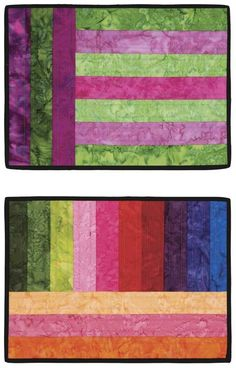 92 Placemats Ideas Placemats Place Mats Quilted Mug Rugs