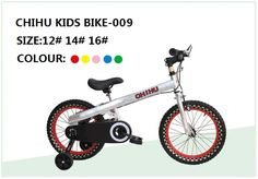 Hebei Chihu Bicycle Industry Co.,Ltd.(Group Company) is the most professional manufacturer and exporter for Kids Bike/Children Bike Bicycles in China.  OEM is available, Buyer's label is available, Customized is available.    WhatsApp/Wechat:+861323176861  sales@chihukidsbike.com