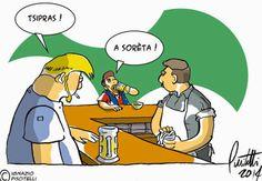 ITALIAN COMICS - Tsipras: ovvero, il condizionamento dei cognomi…