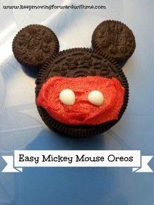 how to make Disney snacks, Disney birthday party snacks