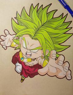 DBZ- Broly Chibi by thesexychurro on DeviantArt Broly Ssj4, Chibi Goku, Dibujos Anime Chibi, Chibi Marvel, Ball Drawing, Chibi Characters, Dragon Ball Gt, Animes Wallpapers, Sketches
