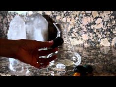 Gem Elixir Water with Flower of Life - YouTube