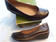 Check out New Naturalizer Genie Wedge Shoes size 10 #Naturalizer #Genie http://r.ebay.com/FHpl6f via @eBay