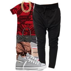 Untitled #1487, created by ayline-somindless4rayray on Polyvore
