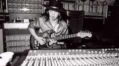 Texas Flood, Stevie Ray Vaughan, Rock Bottom, Thank God, Blues, Concert, Packaging, Image, Thank You God