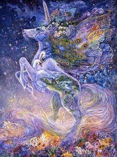 Beautiful Unicorn Art | Añadir un Color