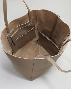 Celine Phantom Cabas Tote Bag Neiman Marcus Leather Handbags