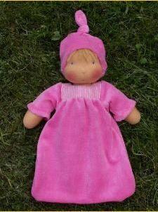 Кукла спальная