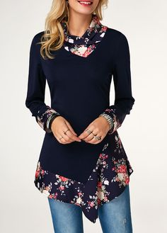 Stylish Tops For Girls, Trendy Tops, Trendy Fashion Tops, Trendy Tops For Women Dress Shirts For Women, Clothes For Women, Casual Dresses, Fashion Dresses, Trendy Tops For Women, Diy Clothes, Blouse Designs, Couture, Long Sleeve