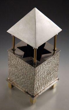 Joy Stember Havdalah Spice Box | $300.00
