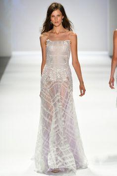 Sfilata Tadashi Shoji New York - Collezioni Primavera Estate 2014 - Vogue