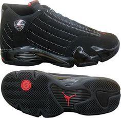 Air Jordan 14 Retro Black Red 86c2693c0