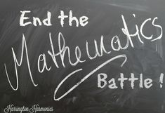Beat the Math Battle Forever! How changing my homeschool math program made all the difference.