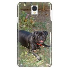 Black Pug Phone Case - All Models