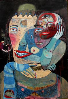 Marlene Steyn - THE MOUTHSHARERS and other friends (The drooling flirt, 2011…