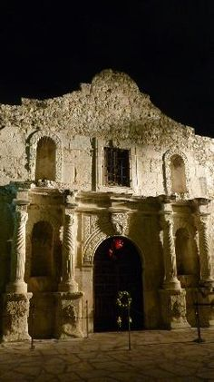 The Alamo. San Antonio, Texas. Do we need to say more? #ComeandTakeIt #TexasTravels
