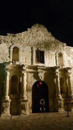 The Alamo ~ San Antonio, Texas