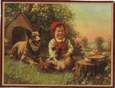 A Family reunion vintage print adorable by spankyluvsvintage