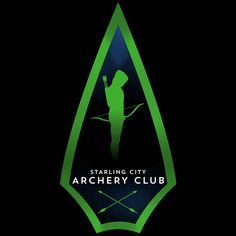 """""""Starling City Archery"""" by TeeKetch Illustration is $10 today at ShirtPunch.com (12/23). #tshirt #Arrow #OliverQueen #StarlingCity"""