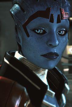 Mass Effect  Samara