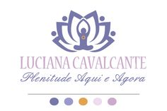 Logomarca Luciana Cavalcante - Plenitude Aqui e Agora
