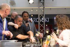 #Cuisine avec le chef Arnaud Tabarec à #NICETOILE